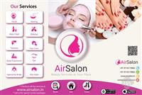 Air Salon Pvt ltd.