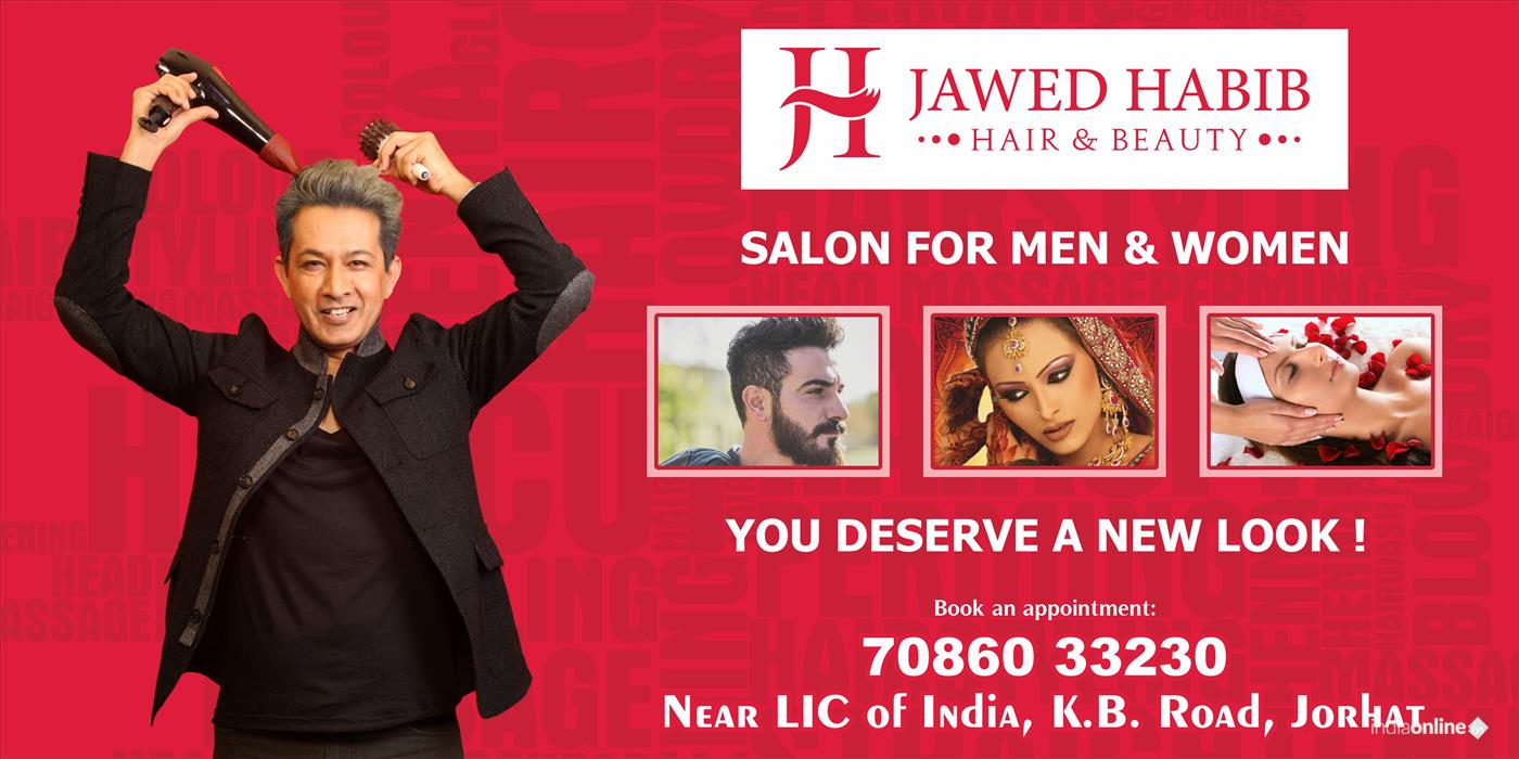 hair straightening salon in jorhat jorhat by jawed habib hair