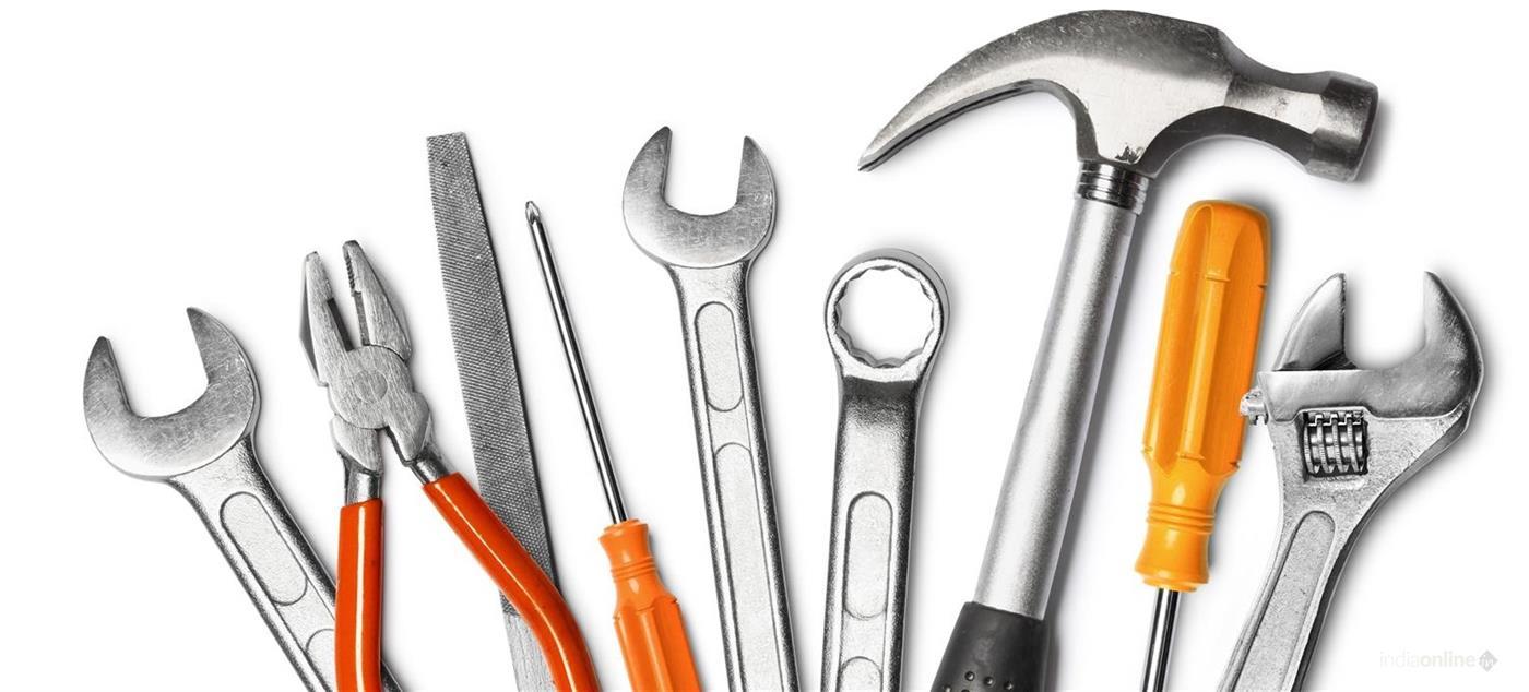 Just Tools & Equipment