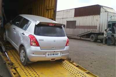 MOdern Car Shippers