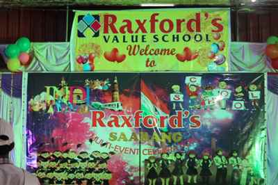 Raxford's Value School