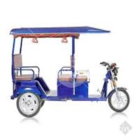 National Battery E-Rickshaw
