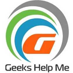 Geeks Help Me