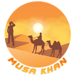 Desert National Park Guide Musa Khan