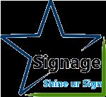Star Signage