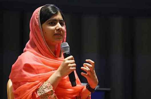 कश्मीरी बच्चों की स्कूल लौटने में मदद करें : मलाला