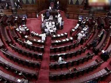 Rajya Sabha adjourned till 2 pm on JNU issue