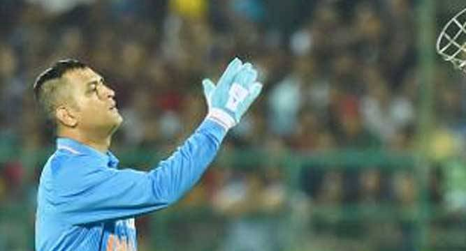Crowd In Rajasthan Goes Berserk To Catch A Glimpse Of MS Dhoni