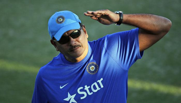 Ravi Shastri re-appointed as head coach of Indian men's team