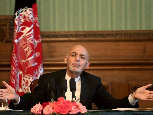 Afghan Prez vows to eliminate all safe havens of IS group after Kabul wedding attack