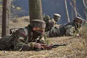 One terrorist killed in encounter with security forces in Baramulla in Jammu and Kashmir