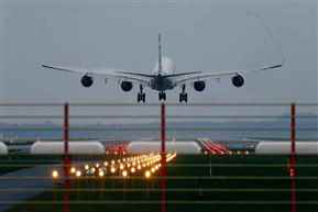 Chennai Airport witnesses brisk activity with resumption of civilian flights