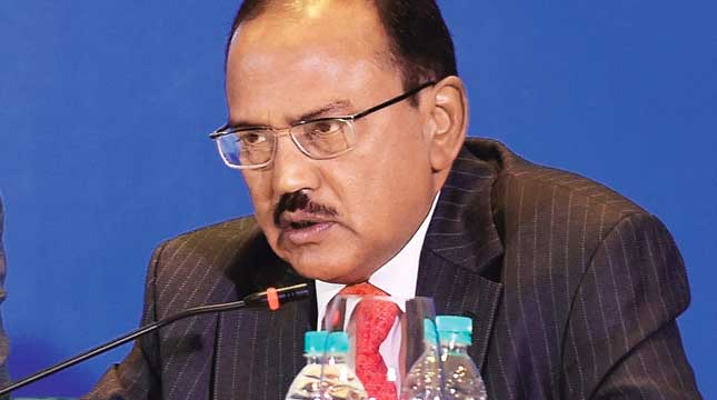 NSA Ajit Doval takes stock of situation in violence affected areas
