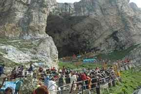 Security strengthened in and around Jammu Railway Station ahead of Amarnath Yatra