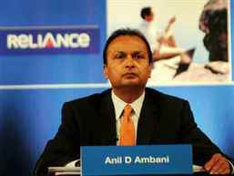 Chairman Anil Ambani, four directors resign from Reliance Communications