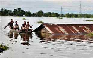 Flood situation worsens in Bihar, improves in Assam