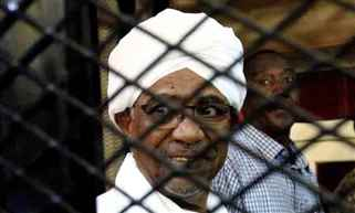 Former Sudanese President Omar-al-Bashir sentenced to two years in jail for corruption