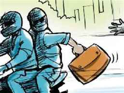 Armed robbers strike in 3 Bihar districts, loot Rs 21L