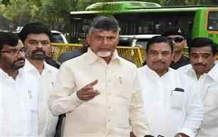 Chandrababu Naidu holds second round of talks with top opposition leaders today