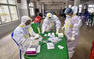 दिल्ली के चिड़ियाघर में सैनिटाइजेशन और जानवरों का कोरोना टेस्ट शुरू