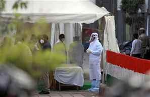 निजामुद्दीन मरकज़ में कोरोना वायरस के 300 संदिग्ध