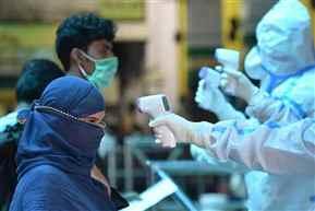 Delhi reports 3,292 fresh cases of COVID-19