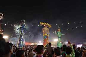 President, Vice President and Prime Minister greet nation on the occasion of Dussehra