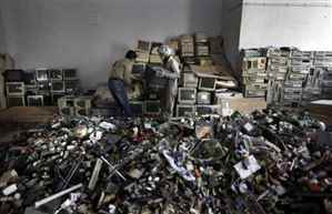 India's first e-waste clinic opens in Bhopal