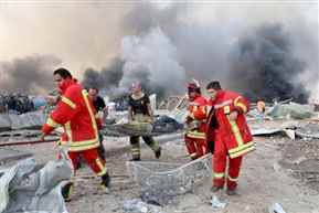 Lebanon: Search on for missing people of Beirut explosion