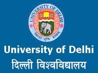 DU PG entrance exam result 2020 declared
