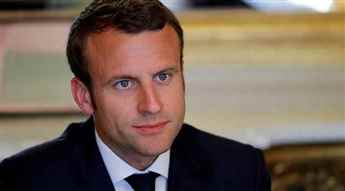 French Prez cautions Trump against withdrawal of American troops from northern Syria