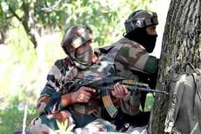 Three terrorists killed in encounter in south Kashmir's Shopian district