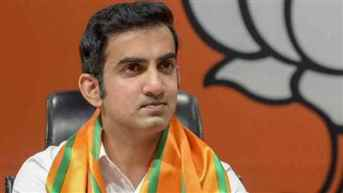 Gambhir points to Muslim man harassment, gets lesson on secularism