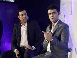 No doubt Indian cricket will continue to prosper under Dada: VVS