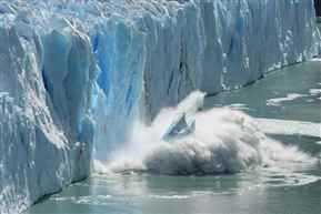 Antarctic glacier may cross tipping point, raise sea level