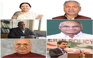 सरकार ने यूपी,एमपी, पश्चिम बंगाल सहित छह राज्यों में नये राज्यपालों की नियुक्ति की