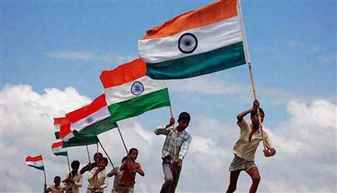 ITBP troops celebrate Independence Day at 16,000 feet in Ladakh