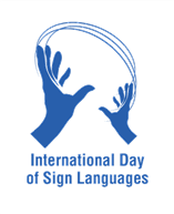 International Day of Sign Languages being observed today