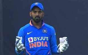 Was Not So Confident With The Bat Going Into The Match: KL Rahul