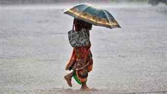 Gujarat: Depression emanated from cyclone Vayu moves east-northeastwards