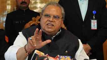 Situation in Kashmir is normal, no violence since two months: Governor Satya Pal Malik