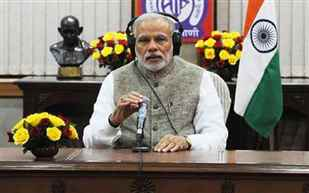 PM to share his thoughts in 'Mann Ki Baat' at 11 a.m. today