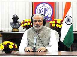 Fight against Corona reflects resilience and collective efforts of people, says PM Modi