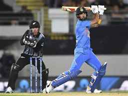 2nd T20I: India beat New Zealand by 7 Wickets