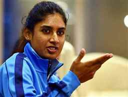 Mithali Raj, 1st woman to complete 20 years in International cricket