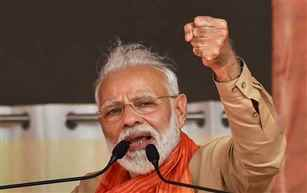PM Modi says work on making New India progressing at fast pace