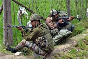 Gunfight breaks out in J&K's Baramulla district