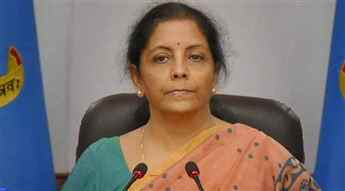 Union Finance Minister Sitharaman calls upon youth to take advantage of govt schemes