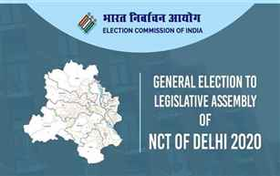 Scrutiny of nomination papers for Delhi Polls to be held today