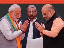 Early trend shows NDA leading in over 300 seats